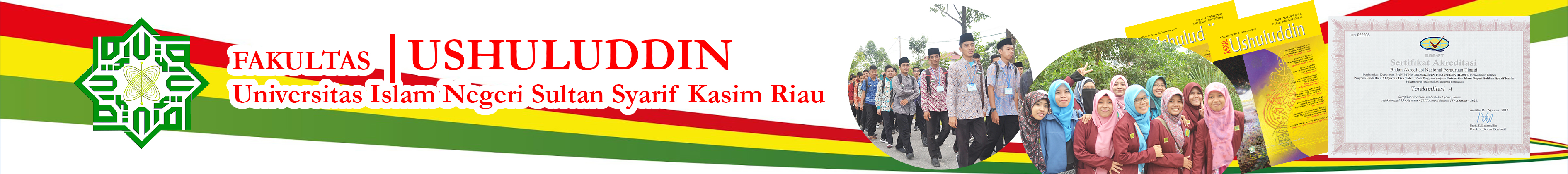 Fakultas Ushuluddin UIN Suska Riau